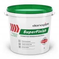 Готовая <b>финишная шпатлевка Danogips</b> SuperFinish (3, 11 и 17 ...