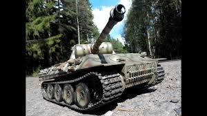 Обзор <b>танка Taigen Panther</b> pro, заправка масла, стрельба ...