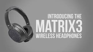 <b>MEE audio Matrix3</b> Over-the-Ear Bluetooth Wireless HD ...