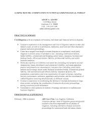best photos of functional chronological resume functional resume title examples