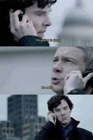 Sherlock on Pinterest | Sherlock Meme, Funny Memes and Sherlock Bbc via Relatably.com
