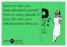 Self Absorbed People on Pinterest | Self Absorbed Quotes, Blaming ... via Relatably.com
