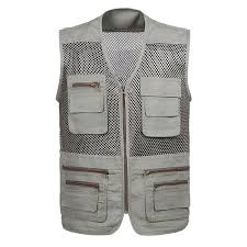 2019 New Men Vest <b>Quick Drying Mesh Vest</b> Tactical Camping V ...