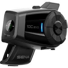 <b>Sena 10C Evo Bluetooth</b> Camera and Intercom | Motorcycle ...