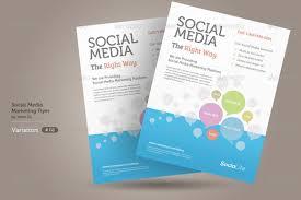 social media marketing flyer by kinzi21 graphicriver social media marketing flyer preview set 01 graphic river social media marketing flyer template jpg