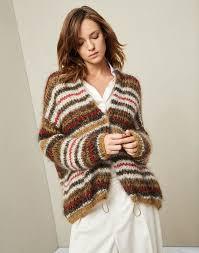 <b>Кардиган</b> Бежевый Женщина 1 - <b>Brunello Cucinelli</b>   пальто ...