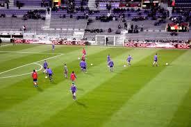 write an essay on a football match