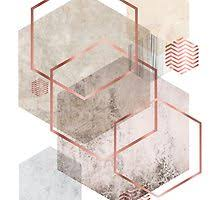 <b>Scandinavian Geometric</b> Wall Art | Redbubble