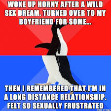 Sexually frustrated yet? - Meme on Imgur via Relatably.com