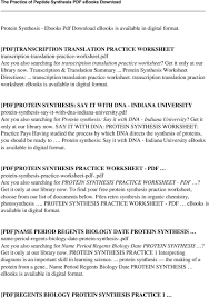 dna rna proteins starts worksheet answers rringband worksheet on dna rna and protein synthesis answers nlgm info