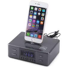 D9 Portable Remote Control Wireless Bluetooth Alarm Clock Micro ...