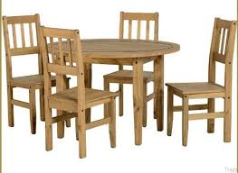 dining set pine wood chairs