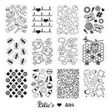 <b>Cooi 1</b>-<b>12</b> | Nails in 2019 | DIY nails tools, <b>Nail art stamping</b> plates ...