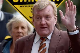 Image result for charles kennedy last photo