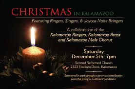 kalamazoo male chorus archived news christmas concert the kalamazoo male chorus will join the kalamazoo ringers and the kalamazoo brass to present christmas in kalamazoo