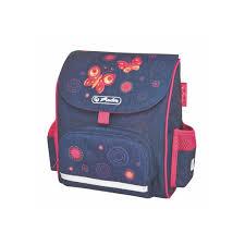 <b>Herlitz</b> Mini Softbag - <b>дошкольный ранец</b> Butterfly купить в ...