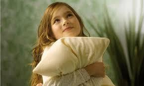 Размер детского одеяла и <b>подушки</b>