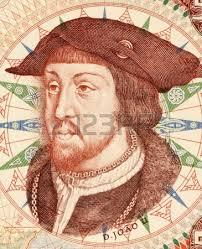 Jan II (1455-1495) na 500 1966 escudo banknotów z Portugalii. - 14286190-jan-ii-(1455-1495)-na-500-1966-escudo-banknot%25C3%25B3w-z-portugalii.-kr%25C3%25B3l-portugalii-i-algarve-w-1477-148