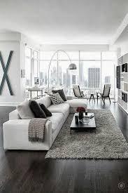 view contemporary living room