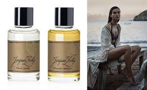 """<b>Jacques Zolty</b> """"J'Suis Snob"""" and """"<b>Private Session</b>""""   parfums"""