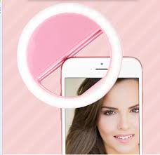<b>Selfie Ring Flash Led</b> Fill Light Lamp Camera Photography Video ...