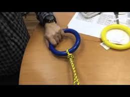 Гимнастические кольца к <b>ДСК</b> «<b>Пионер</b>»: как завязать узел ...
