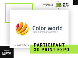 <b>Color</b> world to Present <b>New 3D</b> Printers at <b>3D</b> Print Expo <b>2019</b> | <b>3D</b> ...