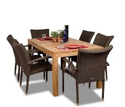 outdoor dining sets 7 piece panorama  piece patio dining set improve your life and sears