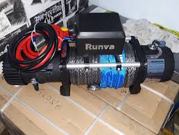 Runva EWX12000-QSR (тюнинг). — DRIVE2