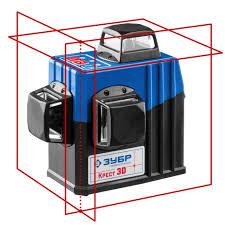 Линейный <b>лазерный нивелир ЗУБР Крест</b>-<b>3D</b>-2 34908-2 - цена ...