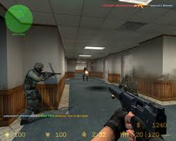 Counter Strike-Source…