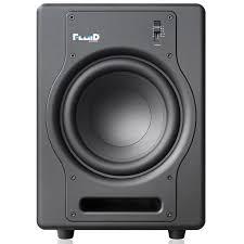 <b>Студийный сабвуфер Fluid</b> Audio F8S