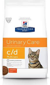Hill's Prescription Diet c/d Multicare Urinary Care with ... - Amazon.com