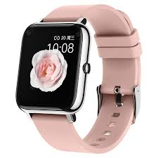 <b>Rogbid Rowatch 1</b> Pink Smart Watches Sale, Price & Reviews ...