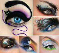 eye makeup designs these superhero cool eyeshadow design image