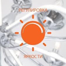 <b>Потолочный светодиодный светильник</b> с пультом управления