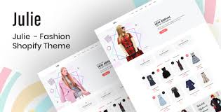 <b>Julie</b> - Minimal <b>Fashion</b> Shopify Theme by Themes-Hub | ThemeForest