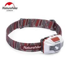 Naturehike Rechargeable <b>LED Headlamp</b> Headlight <b>Outdoor</b> ...