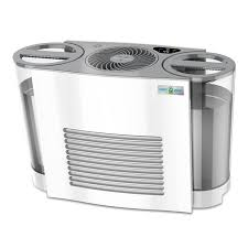 Vornado Energy <b>Smart</b> 1000 Sq. Ft. Room <b>Evaporative Humidifier</b>, <b>2</b> ...