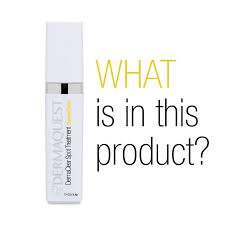 DermaQuest - <b>DermaClear</b> Spot <b>Treatment</b> WHAT is in this...