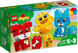 <b>LEGO DUPLO</b> My First 10858 <b>Мои</b> первые домашние животные ...
