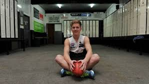 north ballarat rebels take part in afl draft the courier nick rippon