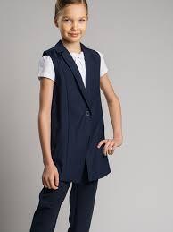 Пиджаки, <b>жилеты</b> для девочек - <b>PlayToday</b>