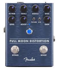 Купить <b>Fender Full</b> Moon Distortion Pedal по цене 12 200 руб. на ...