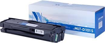 <b>Картридж</b> NV Print NV-<b>MLTD101S</b>, черный, для лазерного ...