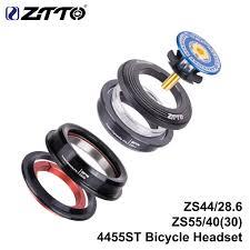 <b>ZTTO 4455ST MTB</b> Headset ZS44 ZS55 Tapered Straight Universal ...