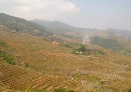 Customers Thanks Meeting at Ancient <b>Zhuang</b> Village <b>Scenic</b> Area ...