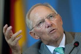 Deutschland muss seine Führungsrolle in der Eurokrise wahrnehmen: Der deutsche Finanzminister Wolfgang Schäuble an einer Pressekonferenz, 4. Juli 2013. - nmtm4-e1374587184728