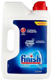 <b>Finish</b> Classic <b>порошок</b> (original) для посудомоечной машины ...