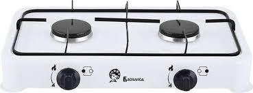Настольная плита <b>Василиса ГП2-1080</b>, White газовая — купить в ...